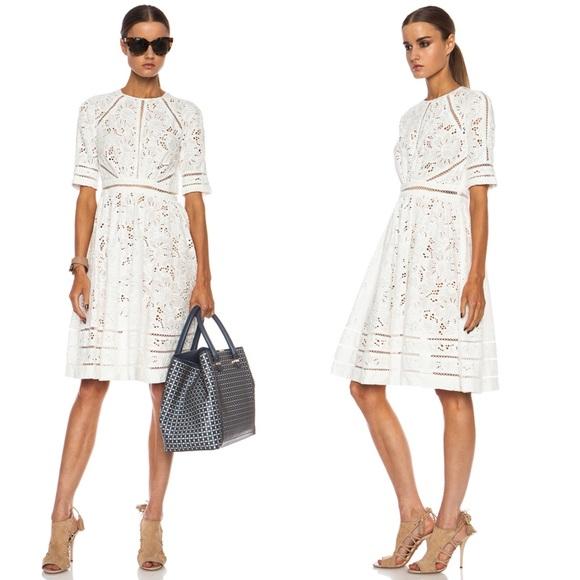 Zimmerman white lace dress kate middleton